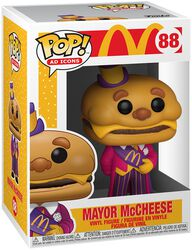 Mayor McCheese Vinyl Figur 88