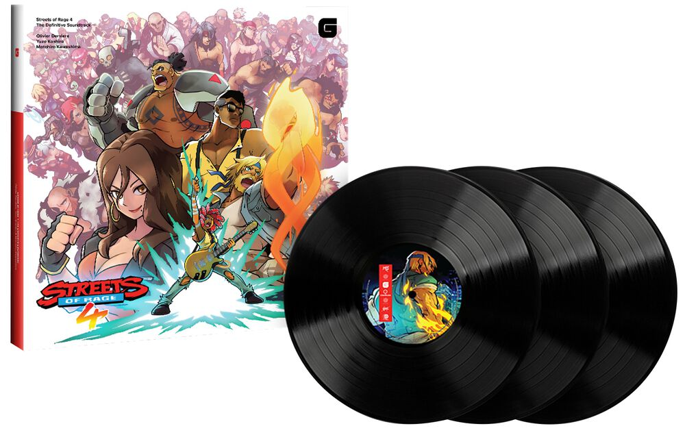 4 - The Definitive Soundtrack