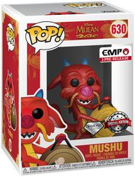 Mushu (Éd. Diamond) - Funko Pop! n°630