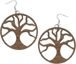 eydl Wood Jewellery Tree of Life