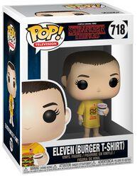 Eleven (Burger T-shirt) Vinylfiguur 718