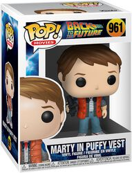 Marty in Puffy Vest Vinylfiguur 961