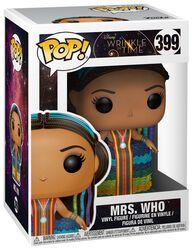 Mrs. Who Vinylfiguur 399