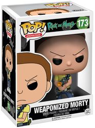 Weaponized Morty Vinylfiguur 173