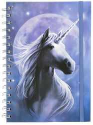 Unicorn Starlight - Carnet De Note