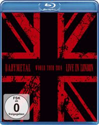 Live in London: Babymetal World Tour 2014