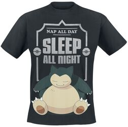 Snorlax - Sleep All Night