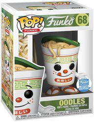 Fantastik Plastik Oodles (Funko Shop Europe) - Funko Pop! n°68