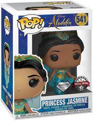 Princesse Jasmine (Éd. Diamond - Funko Shop Europe) - Funko Pop! n°541