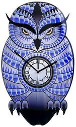 Acrylic Wall Clock  Owl