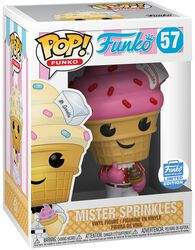 Fantastik Plastik - Mr. Sprinkles (Funko Shop Europe) Vinylfiguur 57
