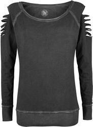 Woman's Sweatshirt Gills