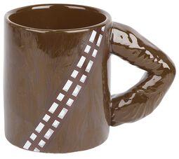 Mug 3D - Bras Chewbacca