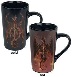 Dragon Warrior - Heat Change Mug