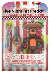 Pizza Simulator - Figurine El Chip