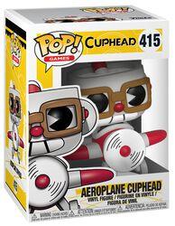 Aeroplane Cuphead Vinylfiguur 412