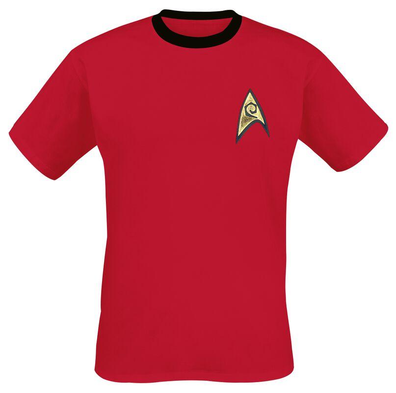 Uniforme Rouge