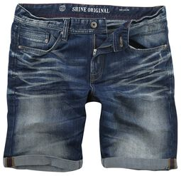 Elbert - Short En Jean