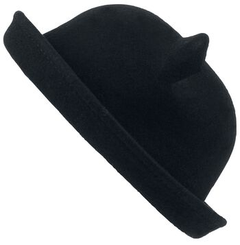 Kitty Bowler Hat