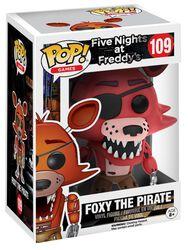 Foxy The Pirate Vinylfiguur 109