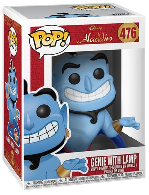 Génie Avec Lampe - Funko Pop! n°476