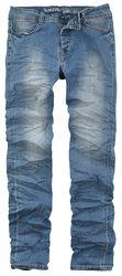 Turn Up Skinny Jeans