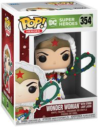 Wonder Woman with String Light Lasso (Holiday) Vinylfiguur 354