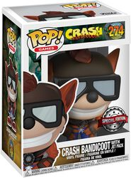 Crash Bandicoot Vinylfiguur 274