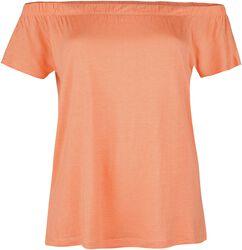 T-shirt épaules nues
