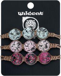 Lot de Bracelets Estivaux