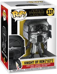 Episode 9 - The Rise of Skywalker - Knight of Ren (Blaster Rifle) (Chrome) Vinylfiguur 331