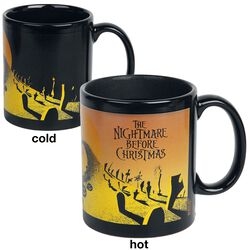 Graveyard Scene - Heat Change Mug