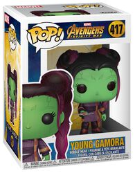 Infinity War - Young Gamora with Dagger Vinylfiguur 417