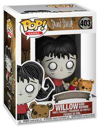 Figurine En Vinyle Willow Et Bernie  403