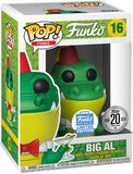 Spastik Plastik - Big Al (Funko Shop Europe) - Funko Pop! n°16
