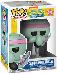 Squidward Tentacles Vinylfiguur 560