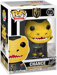NHL Mascots Vegas Golden Knights - Chance Gila Monster - Vinylfiguur 05