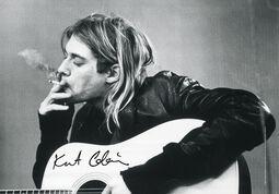 Kurt Cobain - Guitar