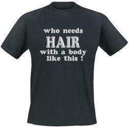 Who Needs Hair?