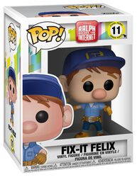 2 Ralph 2.0 - Figurine En Vinyle Fix-It-Felix 11