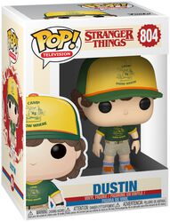 Season 3 - Dustin Vinylfiguur 804