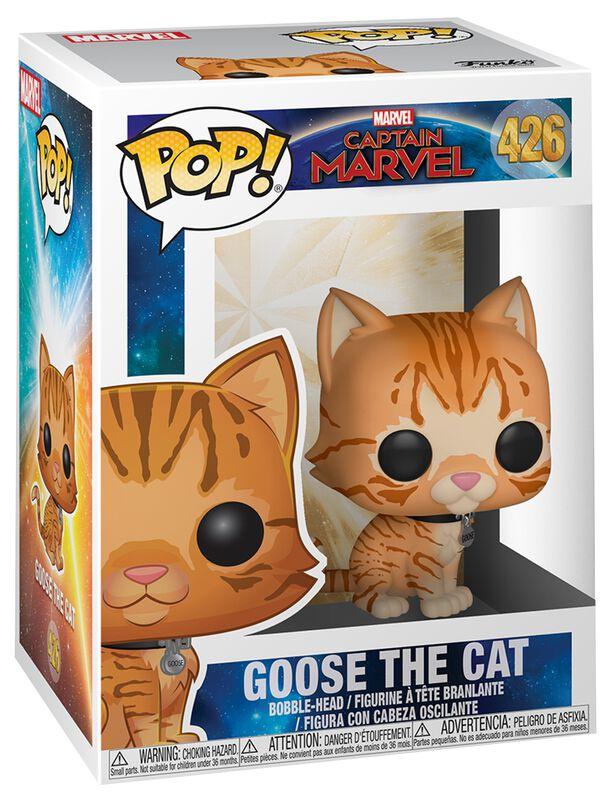 Goose the Cat - Funko Pop! n°426