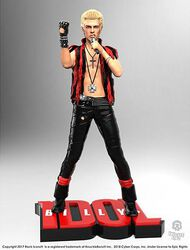 Billy Idol Rock Iconz Statue