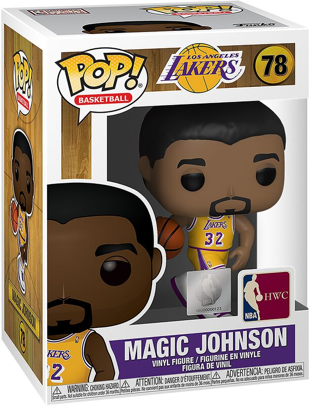 LA Lakers - Magic Johnson - Funko Pop! n°78