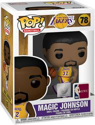 LA Lakers - Magic Johnson - Funko Pop! n°78