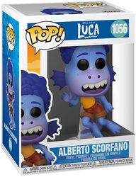 Luca - Alberto Scorfano Vinylfiguur 1056
