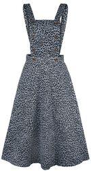 Wild Child Pinafore Dress