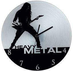 Horloge Murale Heavy Metal