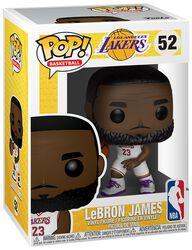 Los Angeles Lakers - LeBron James - Funko Pop! n°52