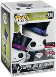 Dapper Jack Skellington (Édition Glitter Diamond) - Funko Pop! n°226